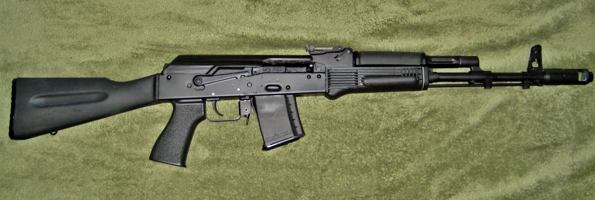 Tail of the AK – Part 4 – The Arsenal – A Blog about