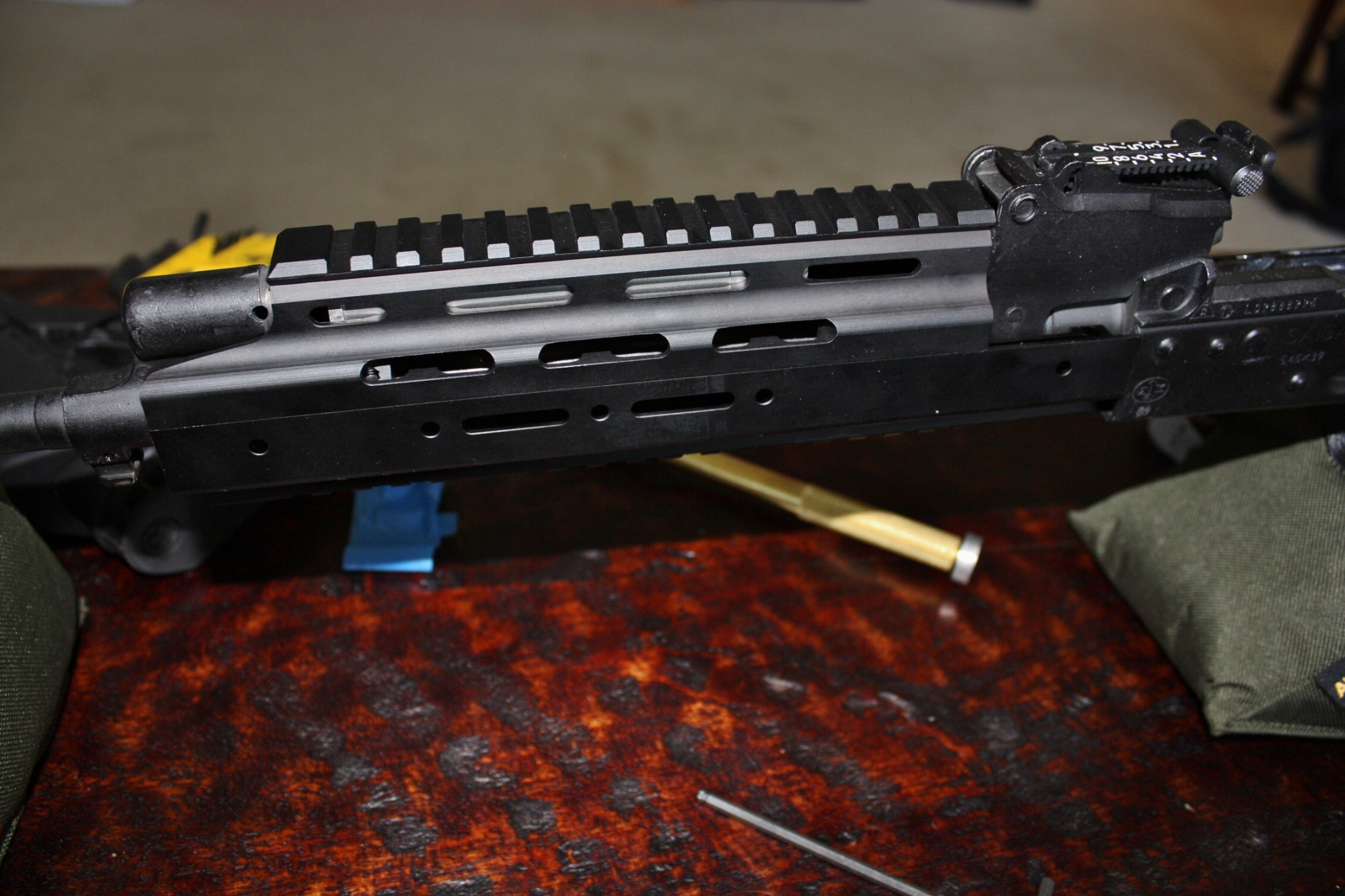 Texas Weapons Systems Kalashnikov Handguard Review – A Blog