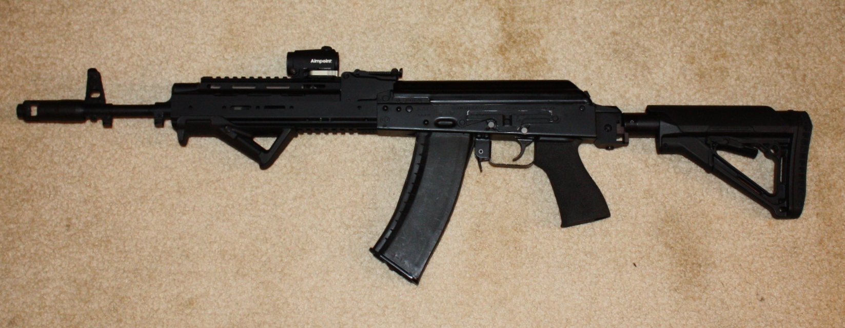 Texas Weapons Systems Kalashnikov Handguard Review – A Blog