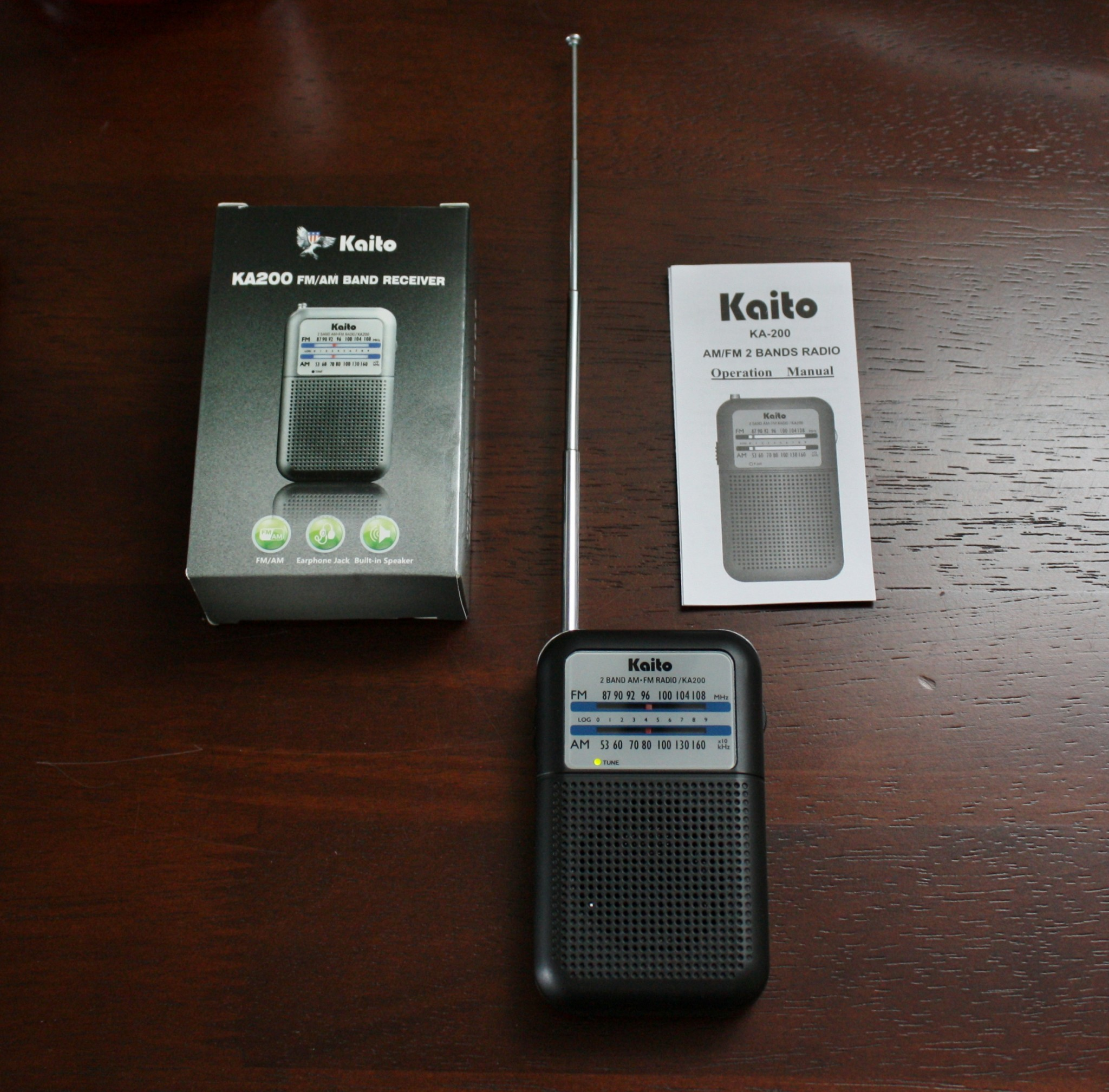 The Kaito KA200 Pocket AM/FM Radio Review – A Blog about