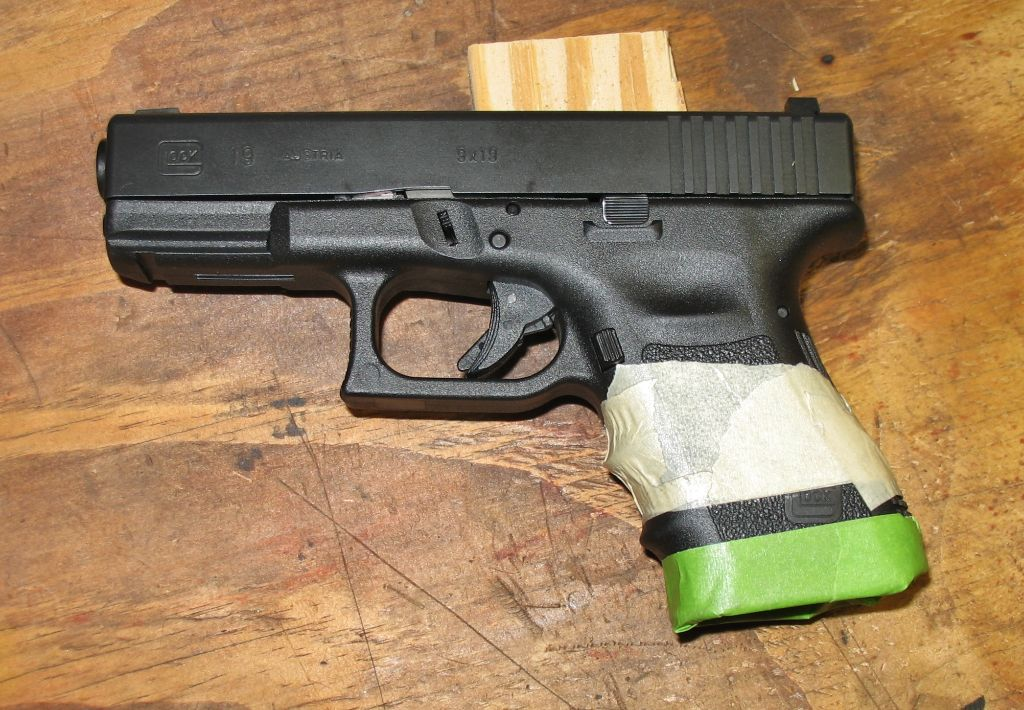 The GLOCK 26L - 19 chopped down to a 26 | A Blog about Survival and Gear