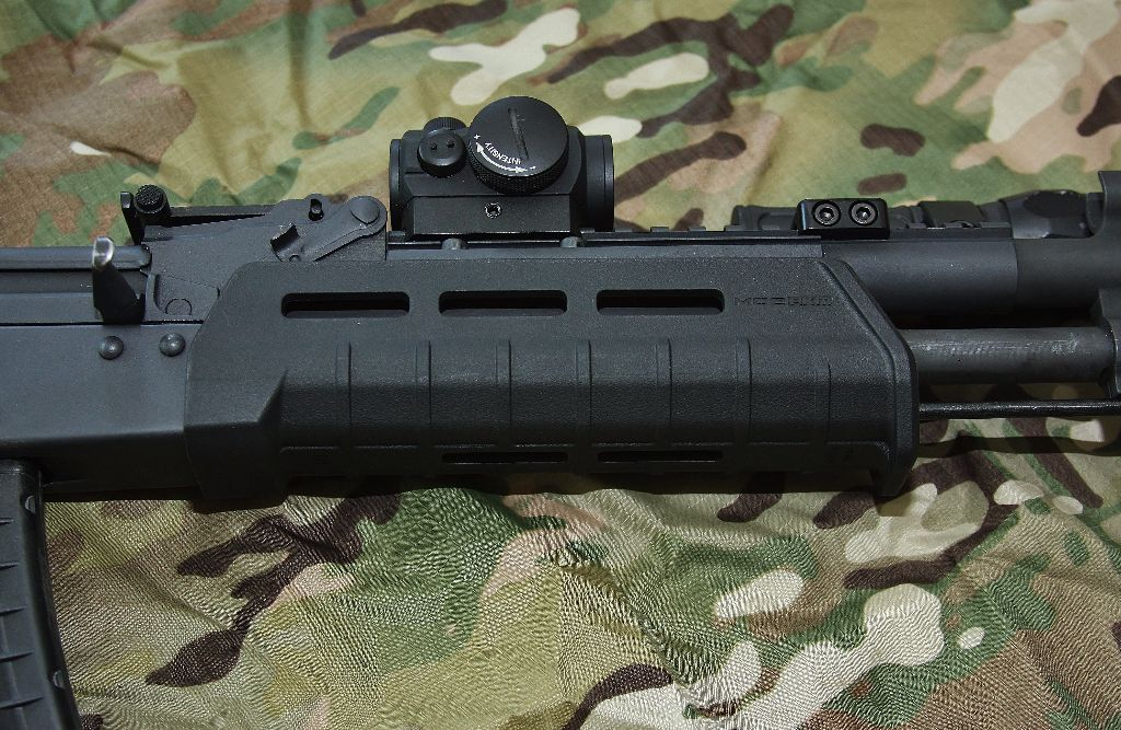 Magpul's MOE AK Handguard Review – A Blog about Survival and